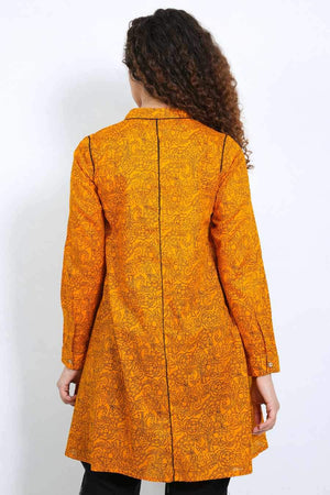 Generation - Orange Pinto Tunic - 1 PC