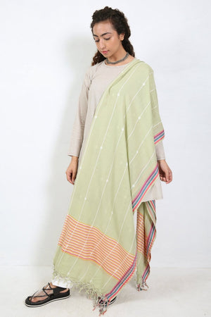 Generation - Grape Dupatta