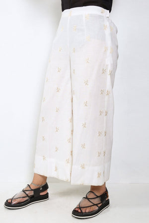 Generation - White Chandi Culottes