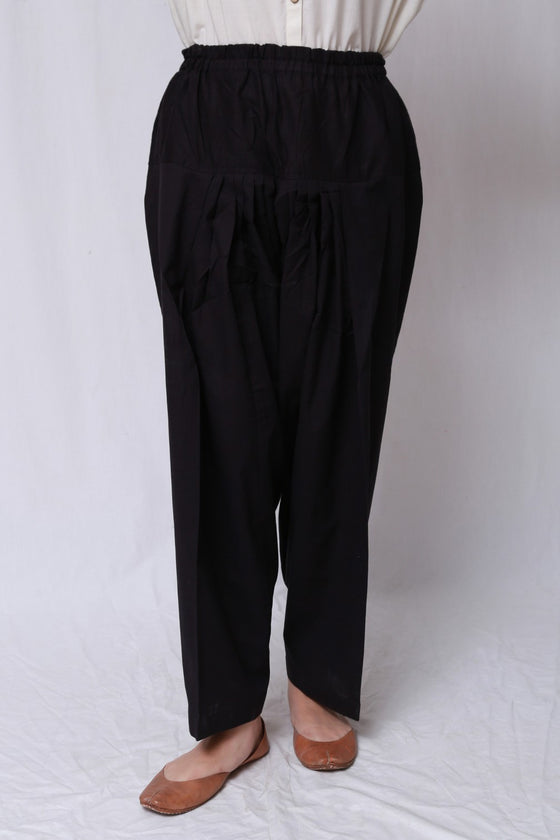Generation - Black Basic Shalwar
