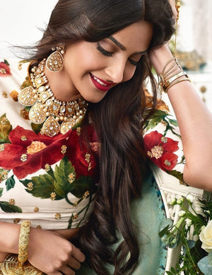 Red Dot Jewels - Sonam Bridal Set