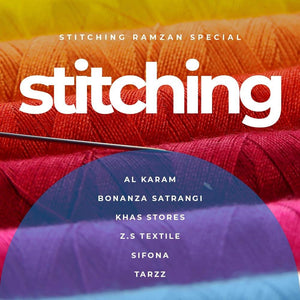 Stitching for Two Piece