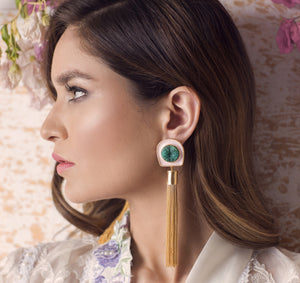 Allure by MHT - The Rita Tassels Earring