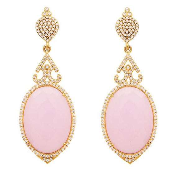 Red Dot Jewels - Pink Turkish Delight