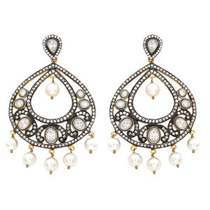 Red Dot Jewels - Bella Earrings - Victorian