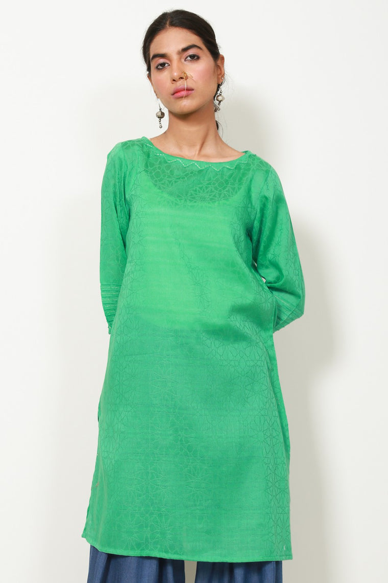 Generation - Green Chaman shirt