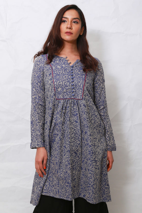 Generation - Blue Sangnaar Tunic