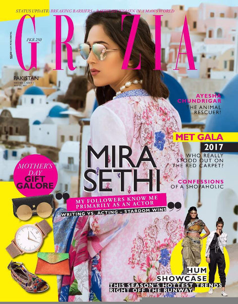 Grazia Pakistan May 1st Issue 2017