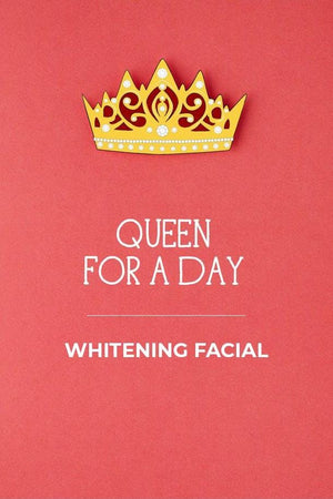Blush Salon - Whitening Facial