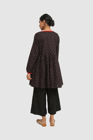 Generation - Black Taary Frock - 1 PC