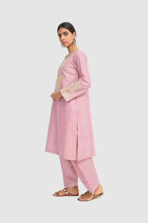 Generation - Pink Noor Bano Gota Embellished - 2 PC