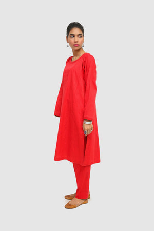 Generation - Red Mandaana Embellished 2-Pc