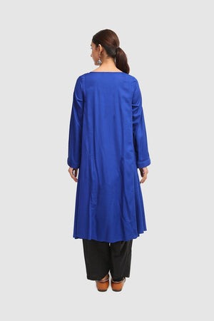 Generation - Blue Nominal A-line Shirt - 1 PC