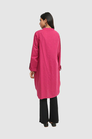 Generation - Purple Generation Modest Kurta - 1 PC