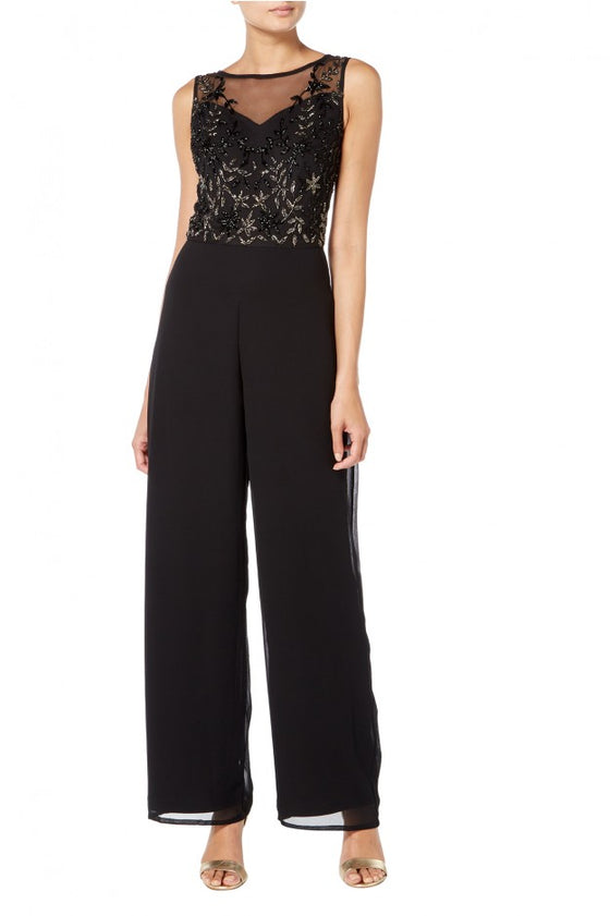 Raishma - Black Adria Jumpsuit