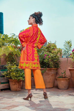 Gulabo - Sarah Top - Orange