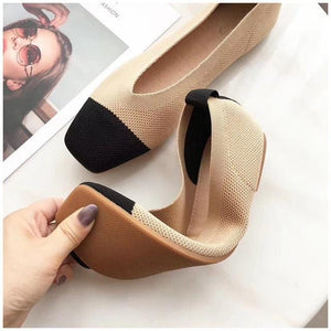 Women Slip On Flat Loafers