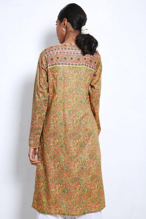 Generation - Carrot Gul Bano Kurta - 1 PC