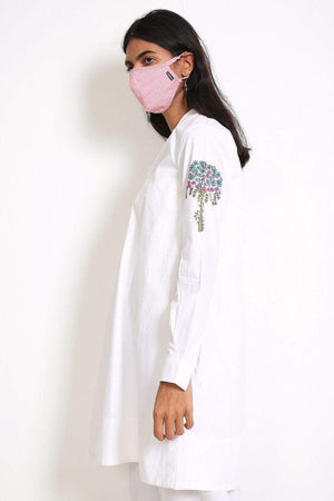 Generation - White Sprout Shirt - 1 PC