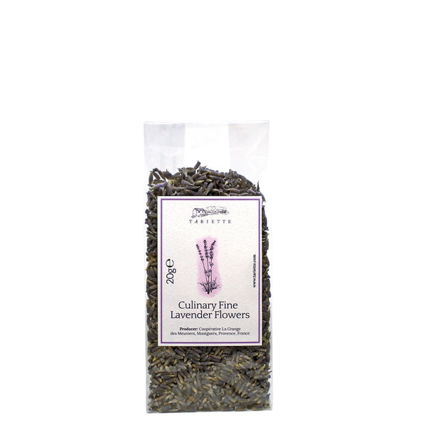 Culinary fine lavender from Provence