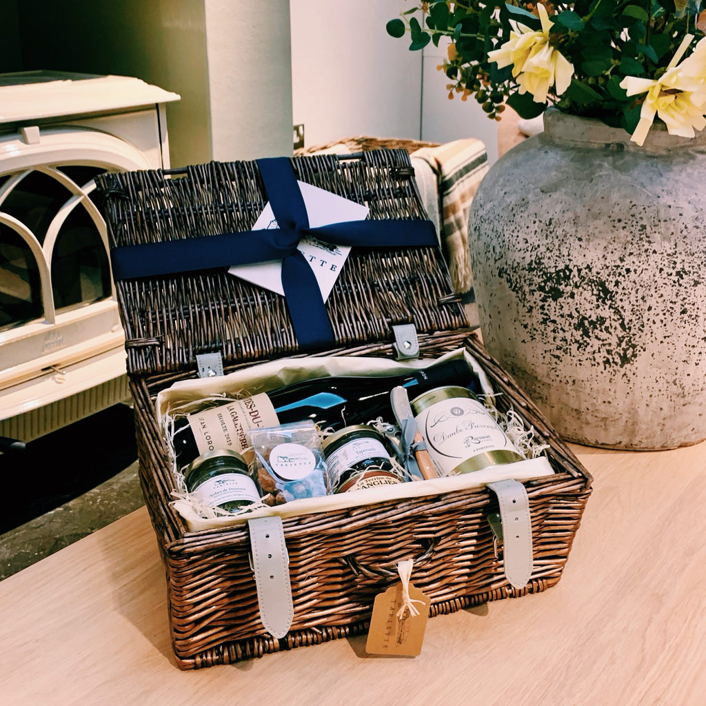 Emile food hamper