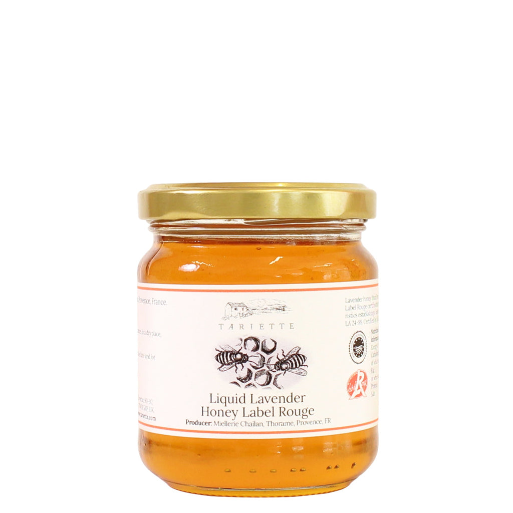 Lavender honey from Provence, label rouge