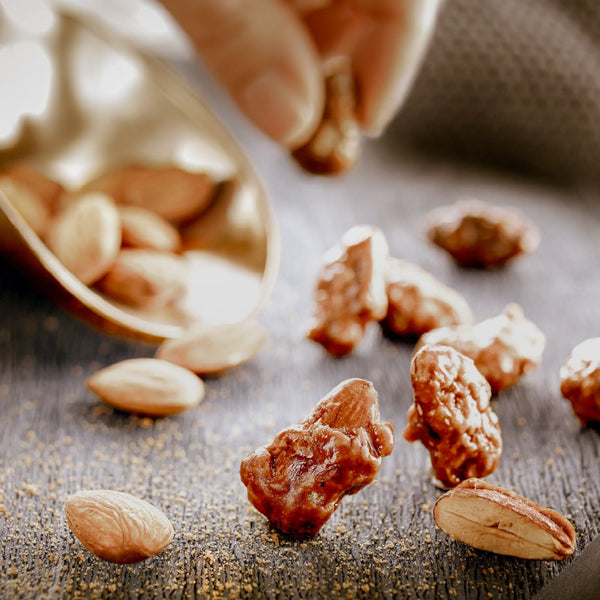 Roasted almond pralines - from 100g