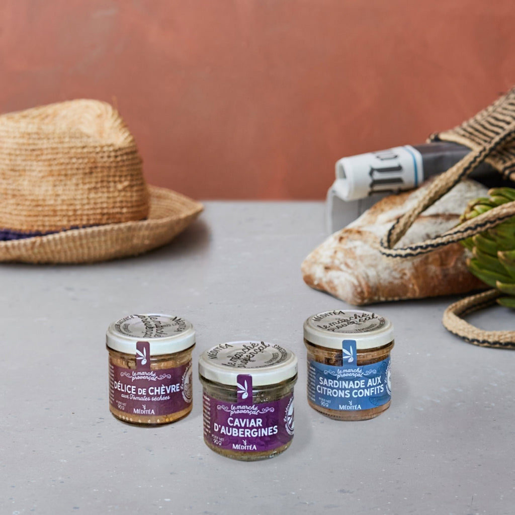 New selection of spread from Provence by Tariette