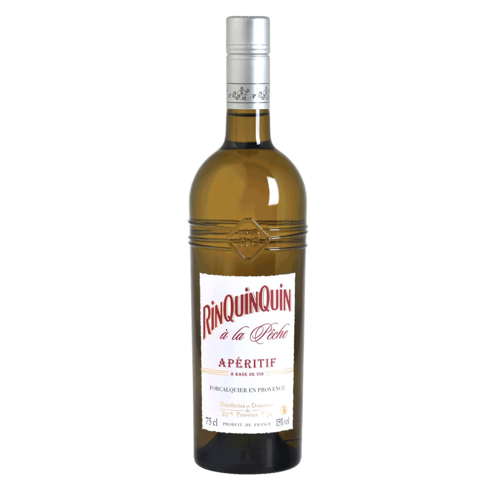 Bottle of Rinquinquin apéritif from Provence