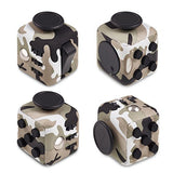 Original Envolve Camouflage Fidget Cube (Army Green)