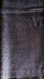 Benarasi Silk Pure Black Stole