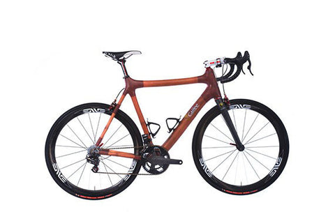 Calfee Bamboo Bicycle Frames