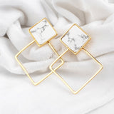 Diamond Dual Purpose stud Earrings WX224