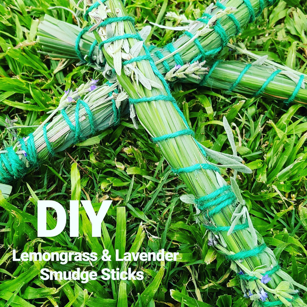 Benefits of Smudging PLUS a DIY tutorial!