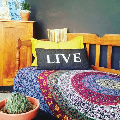 Boho Single Throw - Pure People