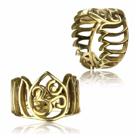 Om Brass Ring