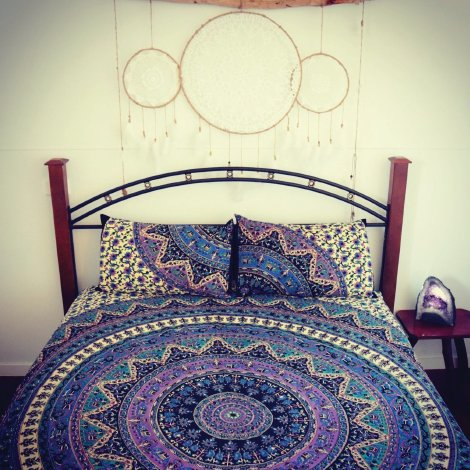 The Hippie Bed Spread-Pure People