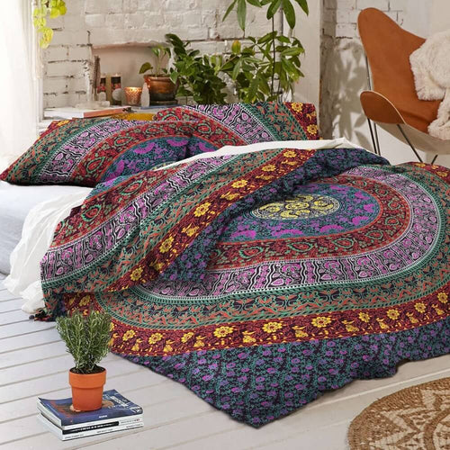 Boho Duvet Cover - Pure People