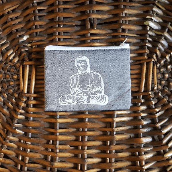 Buddha Coin Purse-Pure People