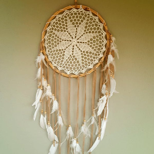 La La Land Crochet Dreamcatcher-Pure People