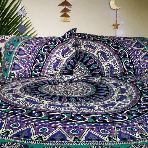 Moon Child Bed Spread - Pure People