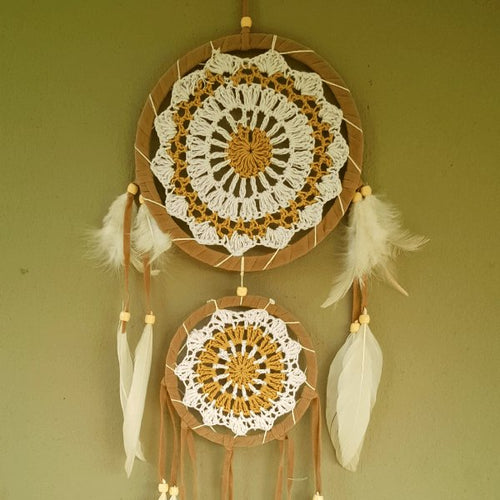 Dreamland Crochet Dreamcatcher - 20% OFF! - Pure People