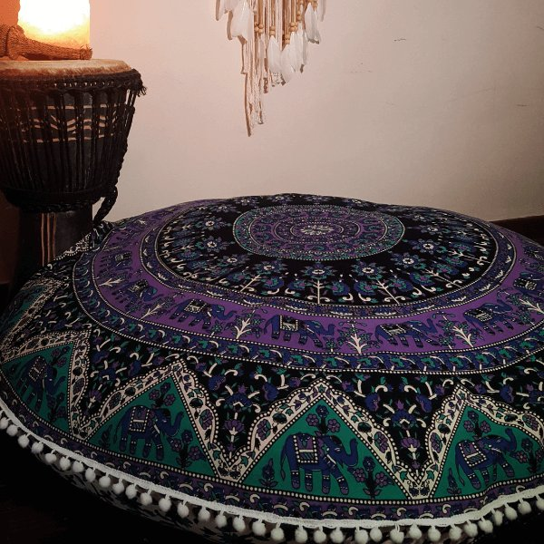 The Hippie Floor Cushion - Pure People