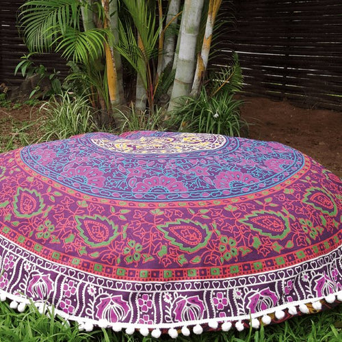 Boho Floor Cushion - Pure People