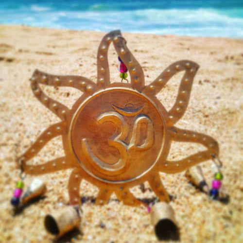 Sunny Om Wall Hanging - Pure People