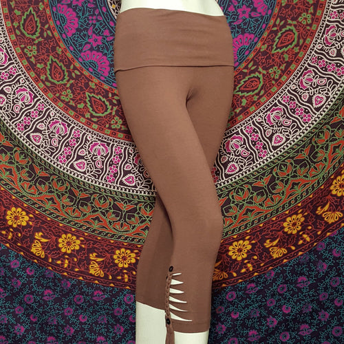 Nutmeg Warrior Leggings - Pure People