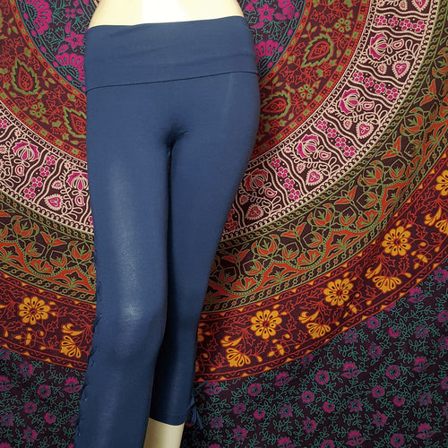 Indigo Dancer Leggings - Pure People