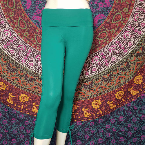 Jade Dancer Leggings - Pure People