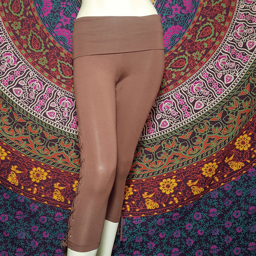 Nutmeg Dancer Leggings - Pure People