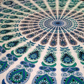 Sacred Circles Bed Spread - Pure People